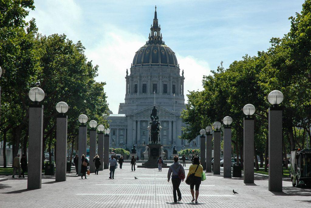 Und dies ist die City Hall